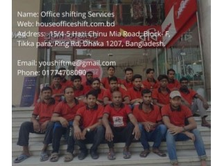 House & office shifting services in Dhaka