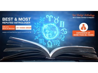 Best Astrologer in Bangalore Famous Astrologer in Bangalore Srisaibalajiastrocentre