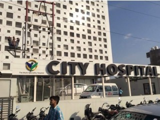 City hospital in moglaha gorakhpur