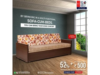 Wooden Beds Online Mumbai | Best Wooden Wardrobe in Mumbai - offtheshelf