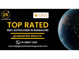 Top Rated Astrologer in Bangalore Saijagannathaastrologercenter