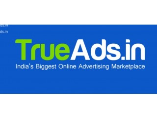 Trueads classified advertising in India