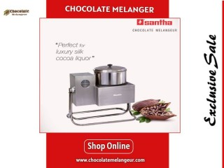 Buy Santha Chocolate Melanger | Chocolate Melanger Machine For Sale | chocolatemelangeur