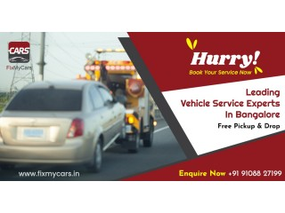 Trusted Car Service Center in Bangalore