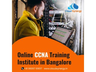 CCNA Coaching in Bangalore - Cloudsynergy