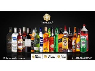 Online Liquor Store in Nepal - Liquor World
