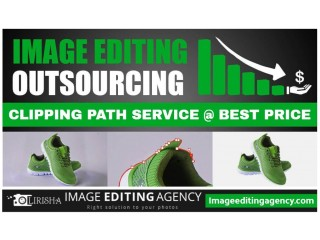Clipping Path service in USA - Image Editing Agency